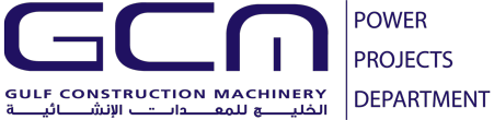 Gulf Construction Machinery – Power Projects Division